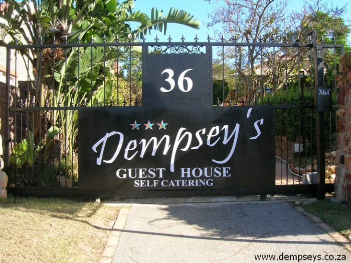 dempsey's gate repaired by dean finlay