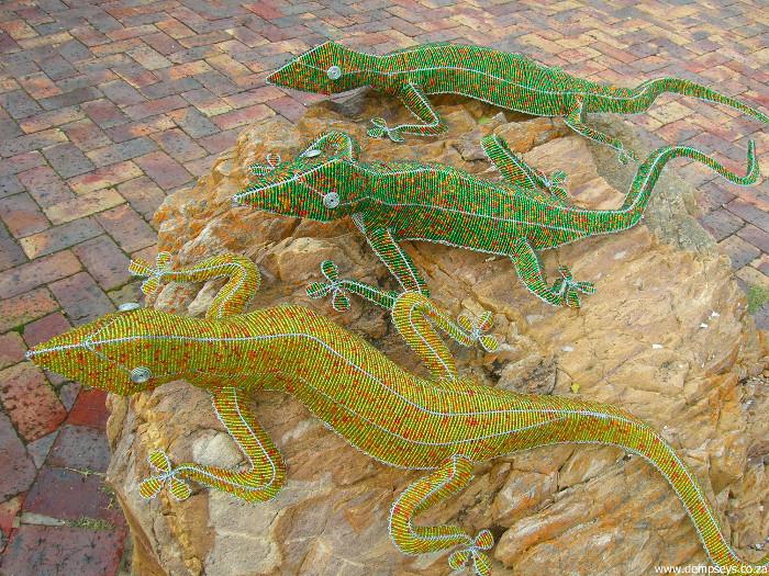 huge beaded geckos