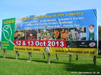 addo rose and garden show 2013