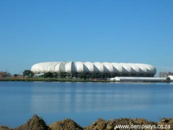 Nelson Mandela Bay Stadium.