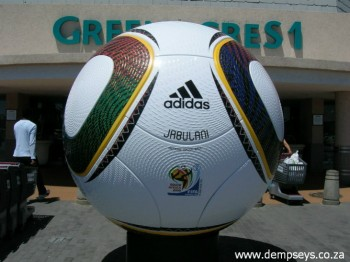 World Cup Soccer 2010.