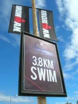 ironman 2014: 3.8km swim