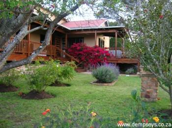 front garden after good rains