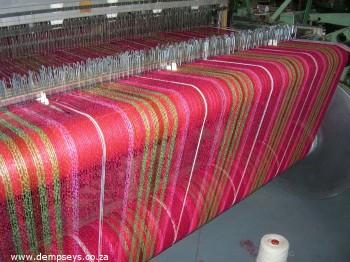 weaving magic!