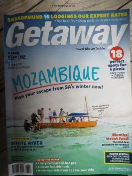 getaway magazine march 2018
