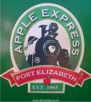 apple express, port elizabeth