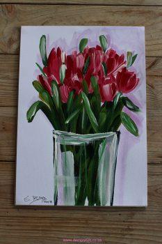 sharon boyd artwork, locally yours market