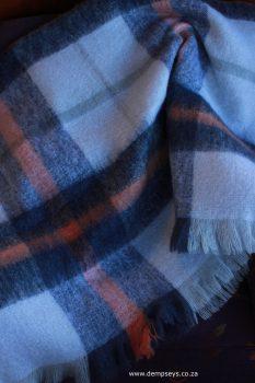 luxurious mohair blanket from hinterveld mills